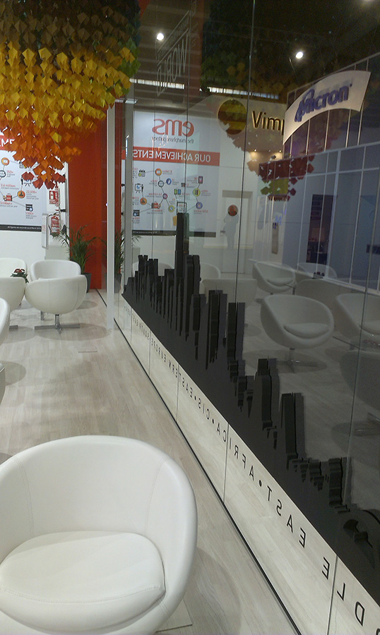 ems 1 - Stand EMS MWC
