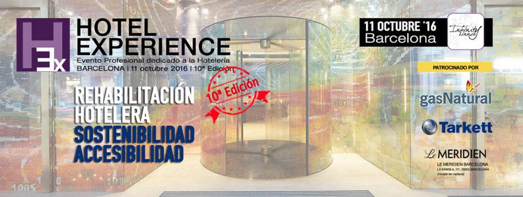 hotel experience 1024x387 - Walldesign presente en HOTEL EXPERIENCE 10