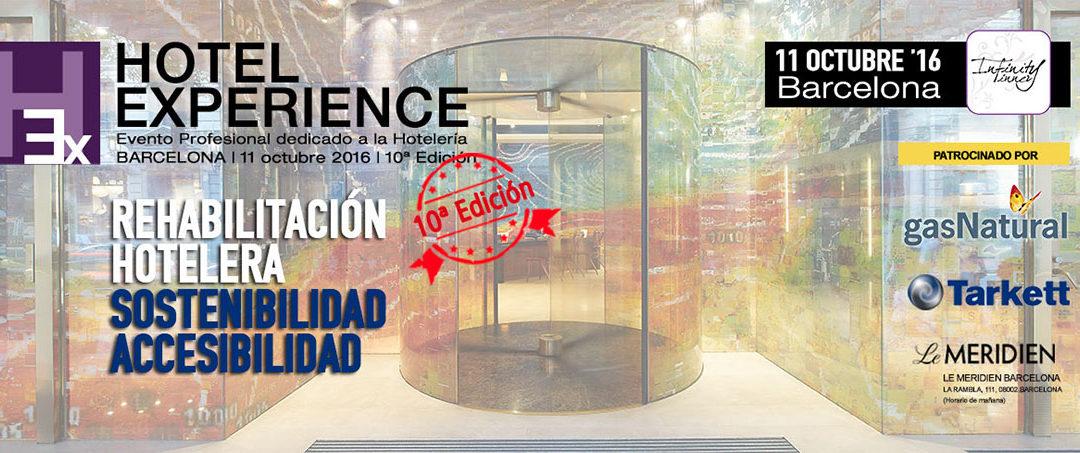 Walldesign presente en HOTEL EXPERIENCE 10