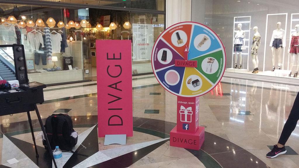 ruleta divage 1024x576 - ¡A probar suerte con la Ruleta de DIVAGE!