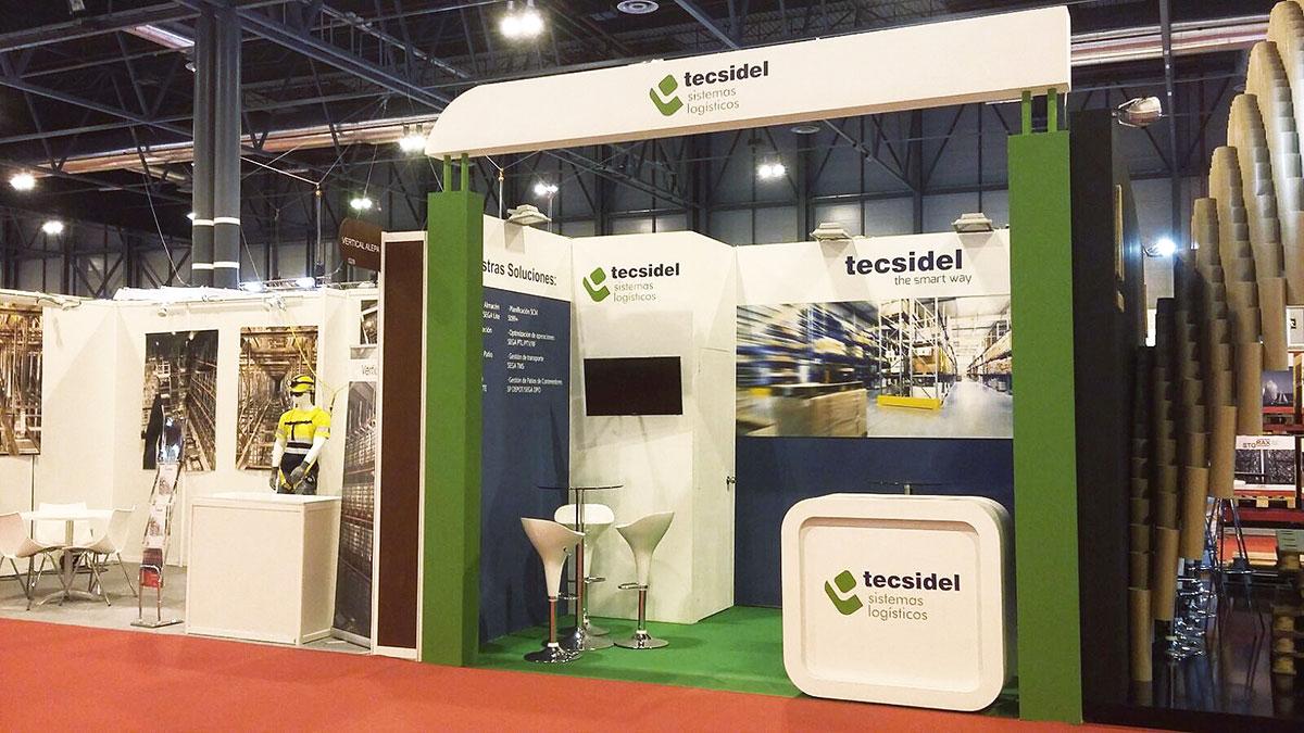 tecsidel 11 - TECSIDEL at LOGISTCS & DISTRIBUTION fair in Madrid