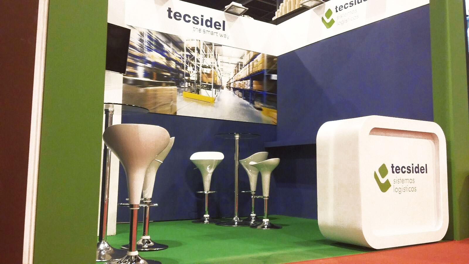 tecsidel 23 - TECSIDEL at LOGISTCS & DISTRIBUTION fair in Madrid