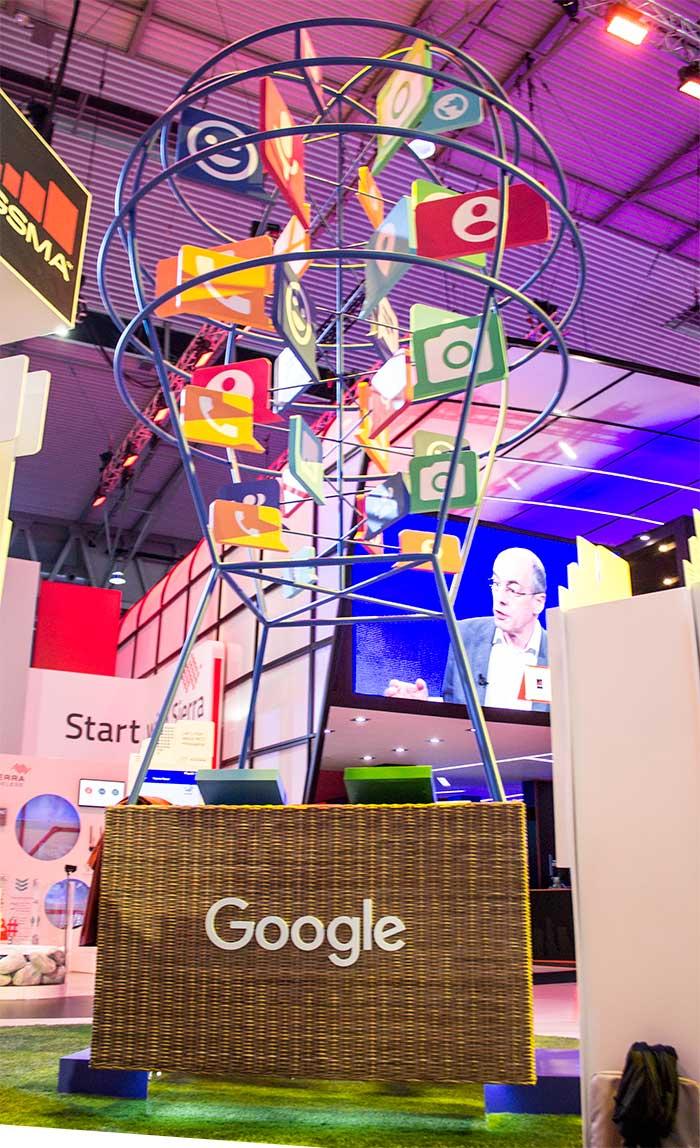 google 3 - GOOGLE MWC 2017