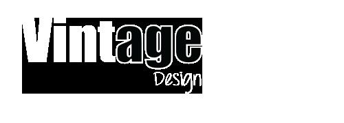 landing logo vintage - vintageDesign